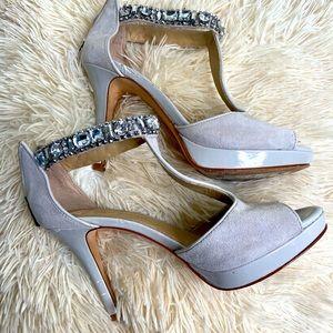Gray Antonio Melani Heels